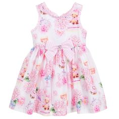Rare Editions Girls Dress 3-6 Months Easter Dress Church Spring Picnic Summer Less Expensive Girls' Clothing (newborn-5t) Clothing, Shoes & Accessories