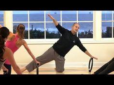 Michael King Pilates Mat Class - YouTube