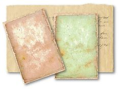 Digital  Papers Vintage Grunge Shabby Textures Digital Collage Sheet Download Scrapbooking Supplies Set 496