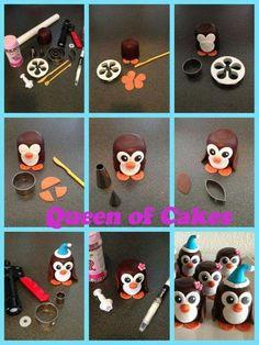 Pinguïn van negerzoen