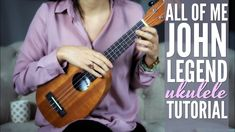 All Of Me by John Legend tutorial for ALL ukuleles! (baritone ukulele too). Tutorial includes chords, strumming, and all the visual aids. ZERO barre chords and goes slow enough for beginners to master! Ukulele Songs, Ukulele Chords, Song Challenge, Music Promotion, Elementary Music, John Legend, Original Song, Teaching Music, Music Education