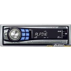 Alpine CDE-9852 - Radio / CD / MP3 player - Full-DIN - in-dash - 45 Watts x 4 Review