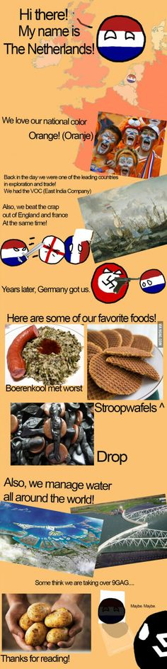 Meet the Netherlands