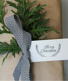 Great Gift Wrapping AESTHETICALLY THINKING: IT'S A WRAP