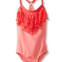 ROXY Girls 2-6 yrs old Swimming Apparels (Swim Suits, Rash Guards, One Piece)