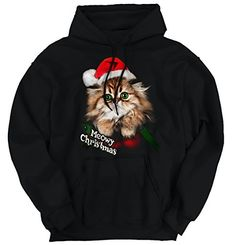 Cat Meow Santa Hat Christmas Gifts Funny Shirts Gift Ideas Hoodie Sweatshirt * Continue to the product at the image link. (This is an affiliate link) Hoodie Sweatshirts, Christmas Kitten, Christmas Hoodie, Santa Hat, Funny Shirts, Cute, Gift Ideas, Zipper, Fashion Hoodies