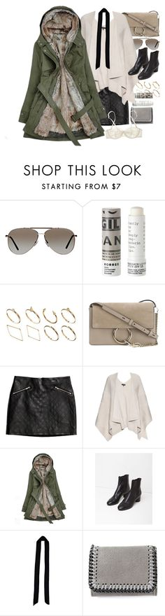 """Untitled #8205"" by nikka-phillips ❤ liked on Polyvore featuring Tom Ford, Korres, ASOS, Chloé, H&M, rag & bone, Isabel Marant, Boohoo, STELLA McCARTNEY and Nina Ricci"