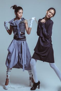 EWST fashionlab zero-waste collection http://www.elenaworkshop.blogspot.com/