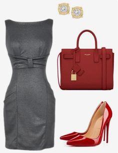 3853b284 Vestidos Formales, Vestidos Elegantes, Vestidos De Moda, Vestidos De  Trabajo, Vestidos Cortos