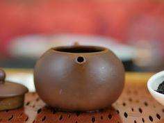 Yixing Clay Pot - Authentic unglazed Yixing Zisha Clay pot for the most discerning tea experience.