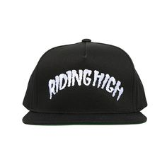 Riding High Snapback. Petals and Peacocks 4ae4bacd0101