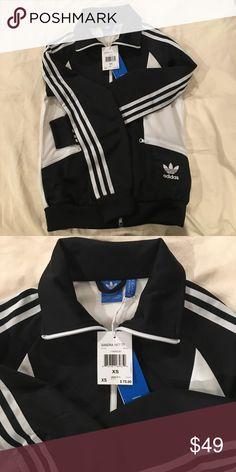 New with tags adidas Sandra jogger jacket New with tags great jacket adidas Tops Sweatshirts & Hoodies