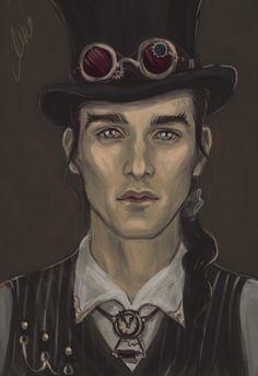 steampunk by Djulbars on deviantART