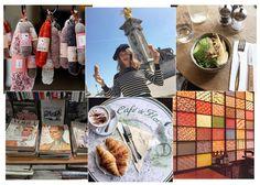 Vanessa Paradis, Emmanuelle Alt, Mica Arganaraz... Zoom sur douze adresses à Paris, fréquentées par des fins connaisseurs de la capitale.