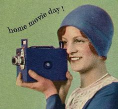 Home Movie Day Home Movies, Baseball Cards, Day