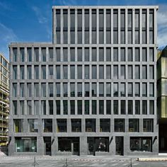Max Dudler Architekt - Europaallee 21