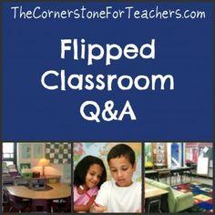 Flipped classroom Q&A