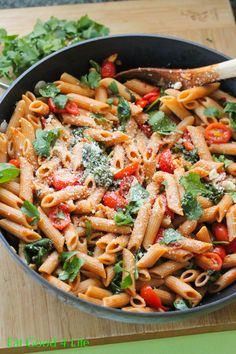 Fire Roasted Tomato Pasta