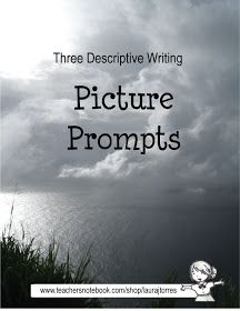 Classroom Freebies Too: Descriptive Writing Picture Prompts