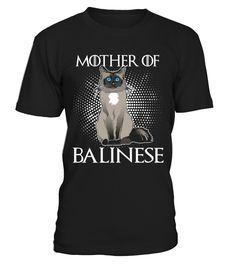 Balinese  #gift #idea #shirt #image #lovemypet #dog #cat