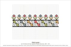 Semne Cusute: Romanian traditional motifs Folk Embroidery, Hama Beads, Beading Patterns, Pixel Art, Projects To Try, Photo Wall, Cross Stitch, Pure Products, Traditional