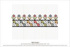 Semne Cusute: Romanian traditional motifs