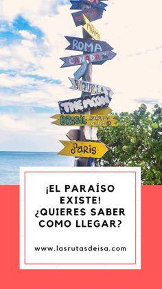 Una guía que te explicará como llegar a una de las islas mas bonitas de COLOMBIA Blog, Movies, Movie Posters, The World, Cairo, Personal Finance, Egypt, Paths, Tourism