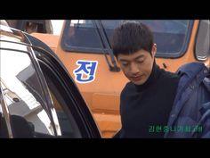 """20140311 KBS감격시대 익산교도소세트장에서 김현중  KIM HYUN JOONG /TIME 3:50-POSTED 12MAR2014-2Kviews /Song: """"LIKE BEFORE"""" OF KHJ"""