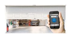 Close your #garagedoor from anywhere using your computer or smart-phone.