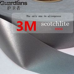 3M reflective tape reflective cloth  sewing clothing textiles bath DIY safety reflective material one pc 1 meter♦️ B E S T Online Marketplace - SaleVenue ♦️👉🏿 http://www.salevenue.co.uk/products/3m-reflective-tape-reflective-cloth-sewing-clothing-textiles-bath-diy-safety-reflective-material-one-pc-1-meter/ US $2.00