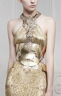 Alexander McQueen, Pre-Spring 2013   CLICK ON PICTURE AND FOLLOW BOARD: http://pinterest.com/riccai/made-in-women/