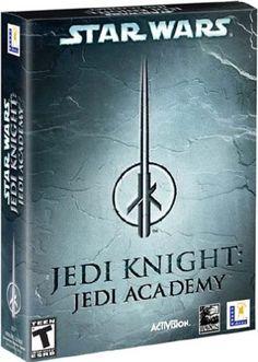 Star Wars Jedi Knight: Jedi Academy - PC
