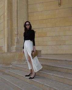 A Blogger-Approved Spring Dinner Date Outfit