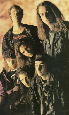 Temple of the Dog and Pearl Jam while they were still Mookie Blaylock (im pretty sure but hey who's counting?)