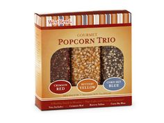Cayne's The Super Houseware Store :: Appliances :: Popcorn Makers :: POPCORN TRIO GOURMET