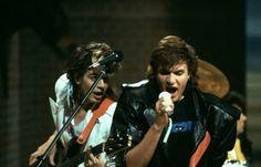 John Taylor & Simon Le Bon live, 80s