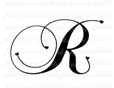 Tattoo Lettering Fonts, Typography Fonts, Hand Lettering, Alphabet Tattoo Designs, Alphabet Design, Letter R Tattoo, Tattoo Names, Schrift Tattoos, Unalome Tattoo