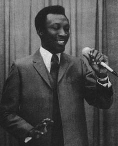 "Alton Ellis- called ""Godfather of Rocksteady"" for his hit song ""Girl I've Got a Date"""