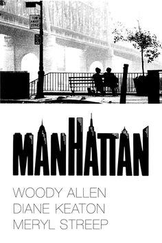 Manhattan de Woody Allen  un de ses meilleurs films