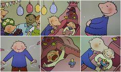 """Vriendjes van Jules: Thema """"Baby - Geboorte"""" (3)"""