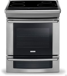 Electrolux EW30IS65JSWave-Touch 30' Stainless Steel Electric Slide-In Induction Range - Convection *** This is an Amazon Affiliate link. You can find more details by visiting the image link.