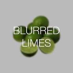 Blurred Limes