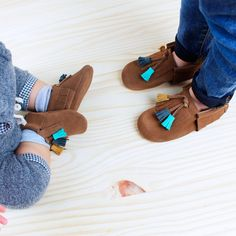 APACHE Moccs - Size 15 to 28 |  | Baby moccs, leather moccasins, baby shoes, little fashion shoes, kids shoes