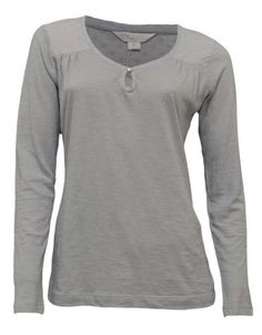 Broderie Top Silver by Sirocco