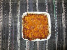 aked pasta with mozzarella and fresh tomato sauce: a really delicious, easy, authentic Italian dish www.easyitaliancuisine.com
