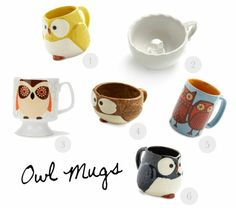 Cute owl mok