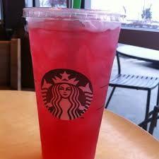 Starbucks Restaurant Copycat Recipes: Iced Passion Tea Lemonade