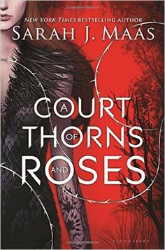 A Court of Thorns and Roses. This is the first book of another amazing series by Sarah J Maas. (the author of Throne of Glass)