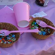 An ice cream social is a delicious way to beat the heat and entertain kids. The fun part of this party is that kids get to create their own ice cream flavors, design their own container and take home their concoctions with them. Ice Cream Social, Ice Cream Flavors, Birthday Parties, Birthday Ideas, Icecream, Birthday Candles, Entertaining, How To Plan, Fun
