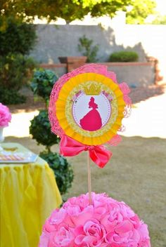 Beauty and the Beast Birthday Party Ideas   Photo 10 of 24   Catch My Party